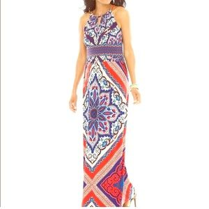 Chico's Maxi Dress Size 3 XL